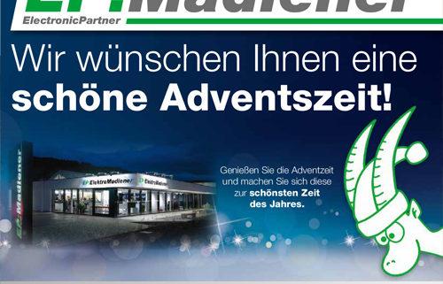 Adventszeit bei EP:Madlener